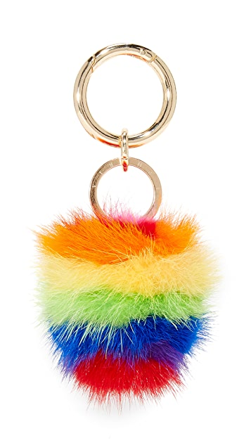 Iphoria Mink Bag Charm