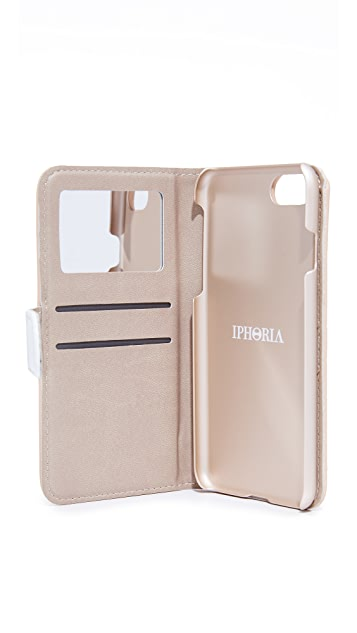 Iphoria Book Case Stars iPhone 7 / 8 Case