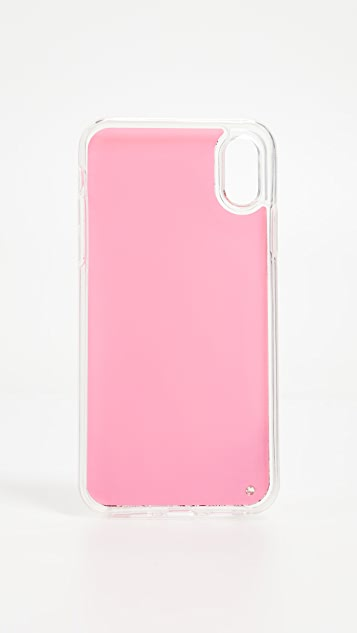 Iphoria Perfume Rose iPhone X Case