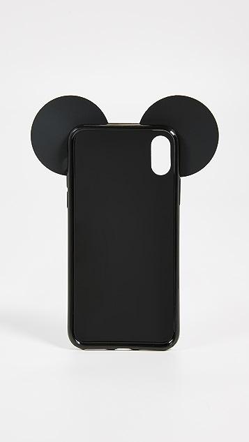 Iphoria Серый чехол Elephant для iPhone X