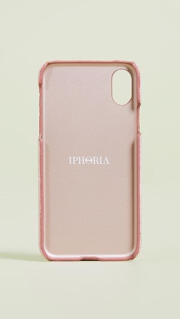 Iphoria Бархатный чехол для iPhone X
