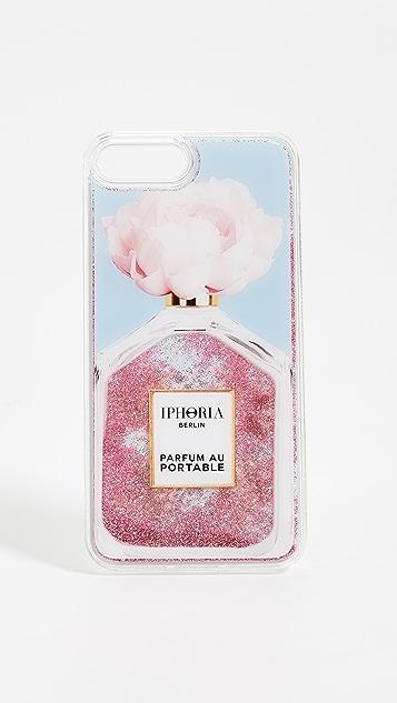 Iphoria Perfume Oblique Flower iPhone 7 Plus / 8 Plus Case