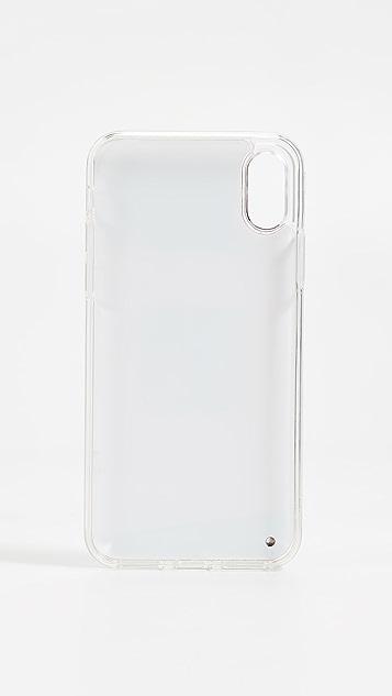 Iphoria Чехол Perfume Purple для iPhone XS/X