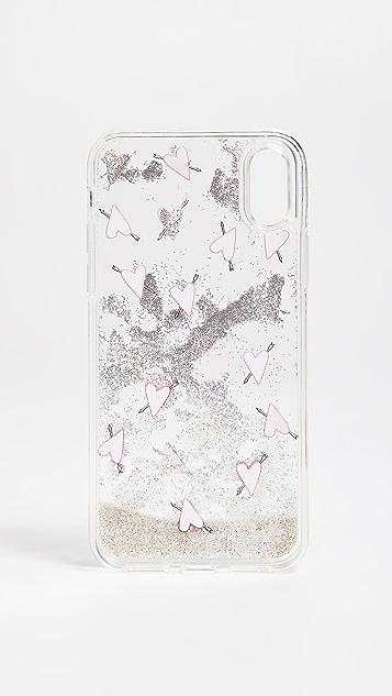 Iphoria Прозрачный чехол Amore для iPhone XS/X