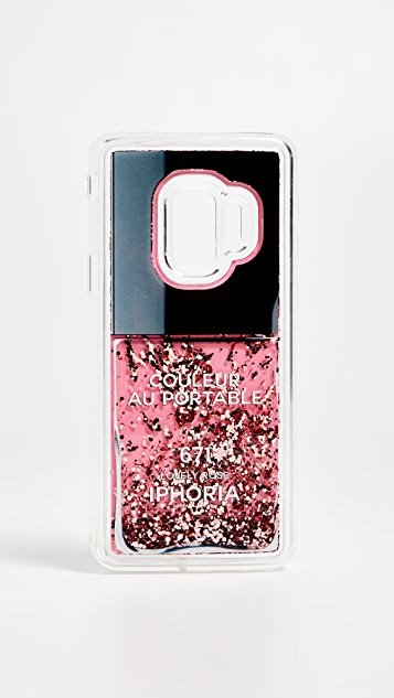 Iphoria Чехол Lovely Nailpolish для Samsung Galaxy S9
