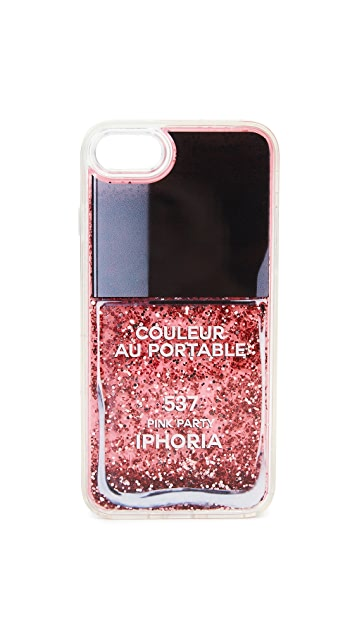 Iphoria Nail Polish iPhone 7/8 Case