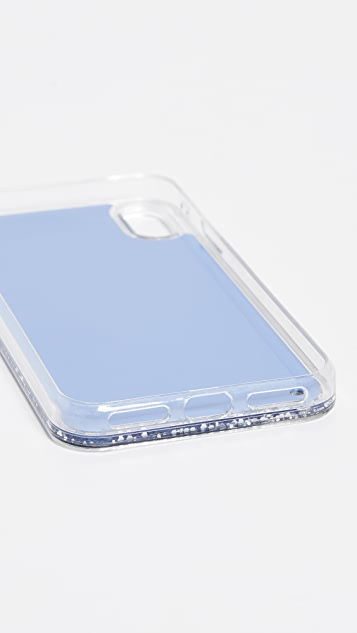 Iphoria 蓝色眼睛 iPhone XS / X 手机壳