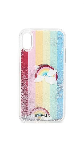 Iphoria Чехол Rainbows для iPhone X / XS