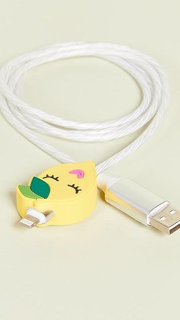Iphoria Lightening Cable Power Cord