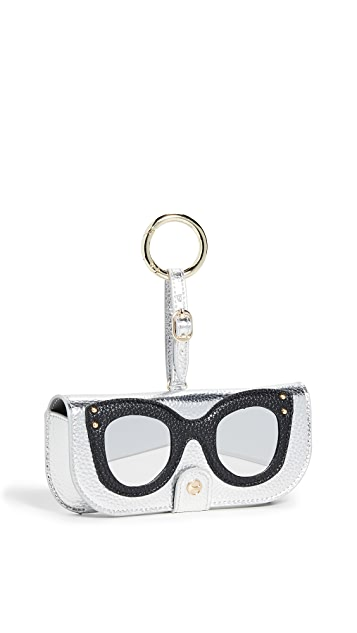 Iphoria Glasses Keychain Case
