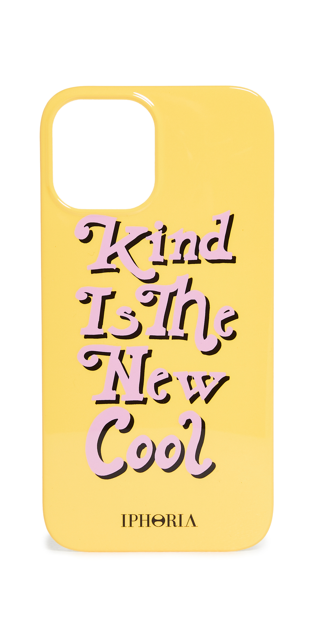Kind Is The New Cool iPhone 12 Pro Case