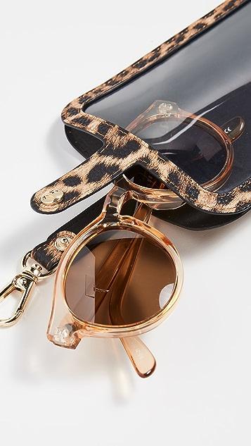 Iphoria 卡扣式眼镜盒