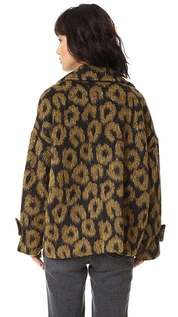IRO.JEANS Kessy Print Coat
