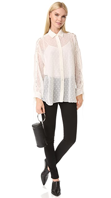 IRO.JEANS Zoly Blouse