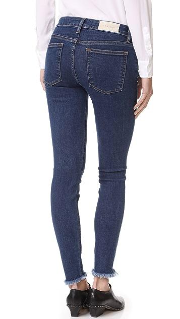 IRO.JEANS Jarod Mid Rise Skinny Jeans