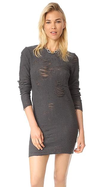 IRO.JEANS Cevoc Sweatshirt Dress