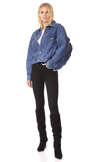 IRO.JEANS Donna.Us Jacket