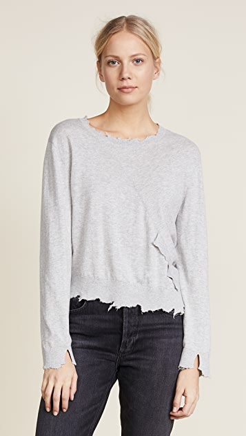 IRO.JEANS Gnasp Distressed Sweater