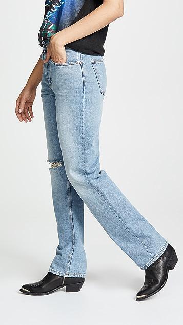 IRO.JEANS Широкие джинсы Ladyla
