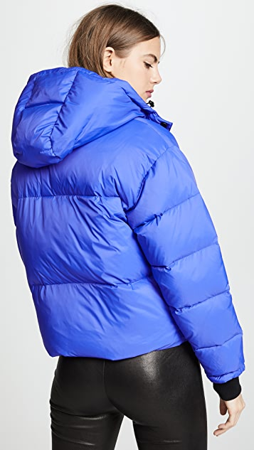 IRO.JEANS Back Puffer Jacket