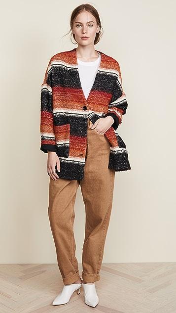 IRO.JEANS Blanket Coat
