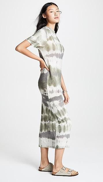 IRO.JEANS Lys Maxi Tee Dress