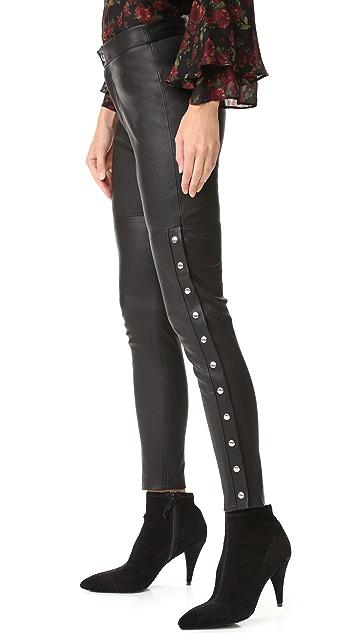 0cf8aac36dae47 IRO Sabrina Leather Pants | SHOPBOP