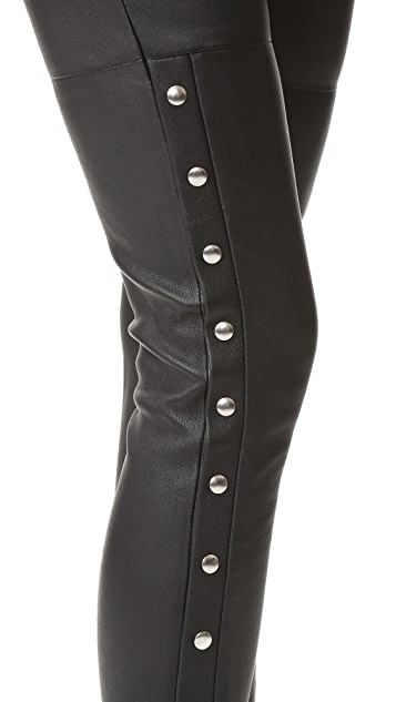 IRO Sabrina Leather Pants