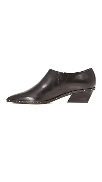 IRO Festiano Studded Slip On Booties