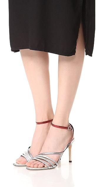 IRO Sparkly Sandals