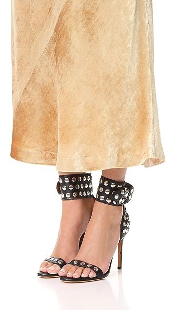 IRO Sandarok Studded Sandals
