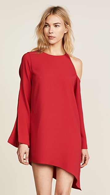 IRO Awati Dress - Poppy Red