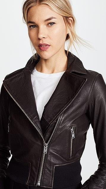 IRO Kalore Leather Jacket