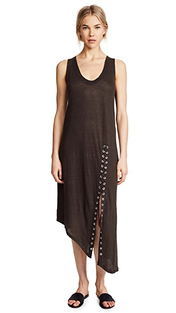 IRO Karossi Lace Up Dress