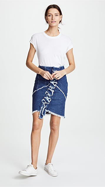 IRO Boston Denim Skirt