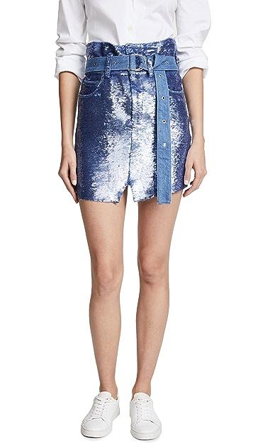 IRO Natou Sequin Skirt