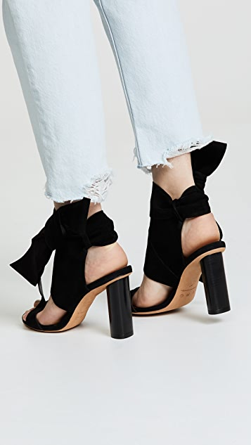 IRO Ditta Wrap High Heel Sandals