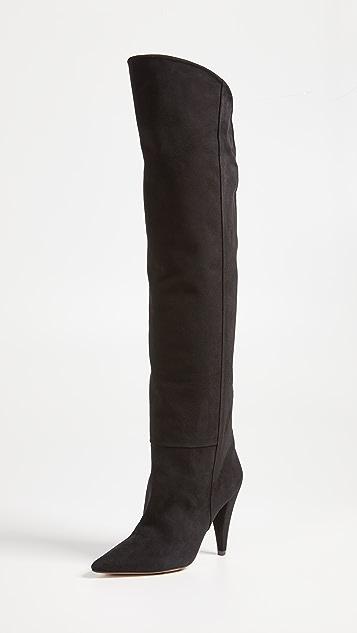 IRO Alma Boots - Black