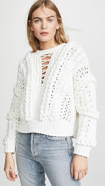 IRO Пуловер Fresh