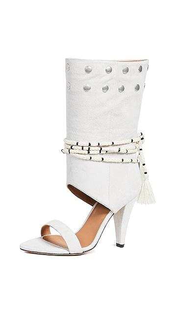 IRO Lund Sandal Boots