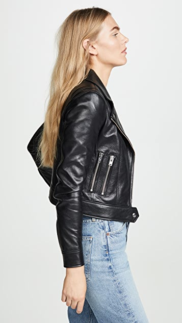 IRO Bapey Leather Jacket