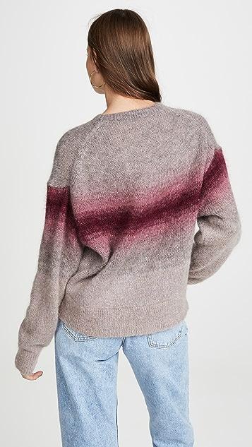 IRO Пуловер из мохера Carman