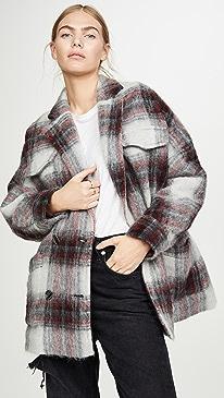 Iro Experience Nashville Mohair Jacket