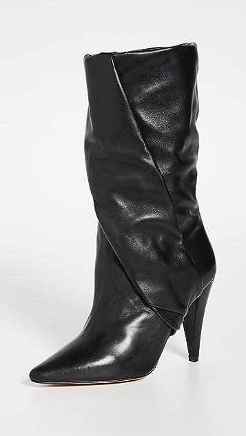 IRO Arima 短靴