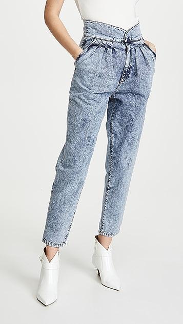 IRO Staunch 牛仔裤