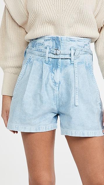 IRO Trab Shorts