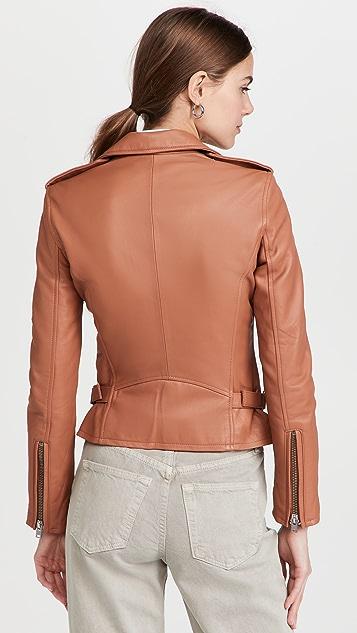 IRO Newhan Leather Jacket