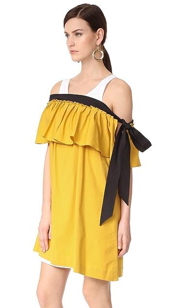 Isa Arfen Mali Baby Mini Dress