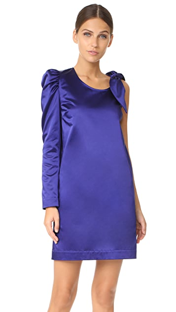 Isa Arfen One Sleeve Knot Dress