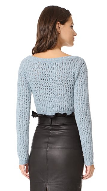 Isa Arfen Clochard Sweater